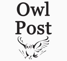 Owl Post by meldevere
