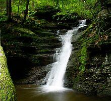Buttermilk Waterfalls by BigD