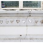 Hearts in Reykjavik 2 (Iceland) by Madeleine Marx-Bentley