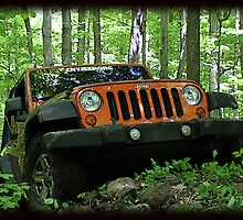 Jeep by Reptilefreak