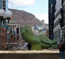 Bienvenue à Montréal by MarianBendeth