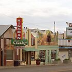 Route 66 - Kingman, Arizona by Frank Romeo