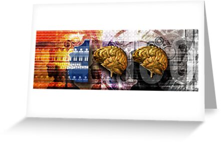 100 Brains by Alex Preiss