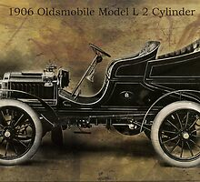 1906 Oldsmobile by garts