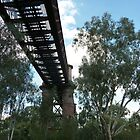 Classic Cowra Rail Bridge by DashTravels