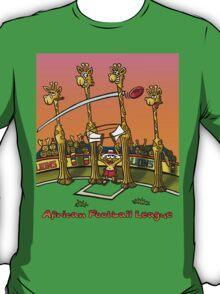 Australian Rules Football African Pre-season T-Shirt
