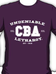 CBA-University (for dark shirts) T-Shirt