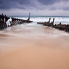 Wreck on The Beach by Liza Yorkston
