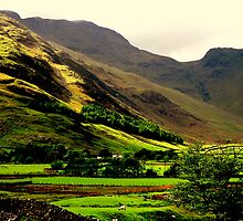 """LANGDALE VALLEY"" by snapitnc"