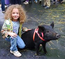 This Little Piggy is NOT Going to Market! by Meg Hart