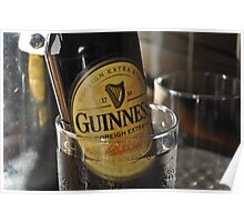 Guinness Foreign Extra Stout - Bahamas Poster