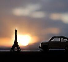 Trip to Paris by IvoVuk