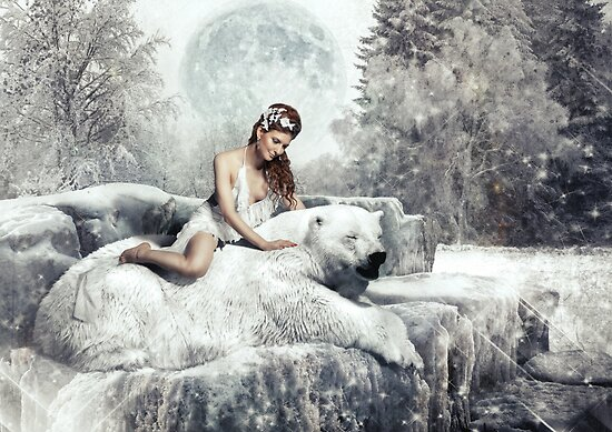 Beauty & The Bear by Greg Desiatov