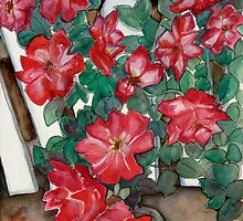 Knockout Roses by Lori Elaine Campbell