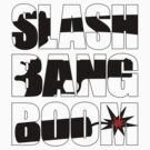 Slash bang boom by Purplecactus