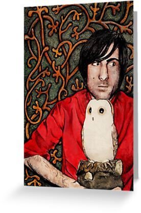 Jason Schwartzman by Earth-Gnome