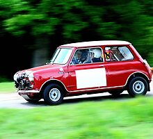 Mini Cooper 1275'S' by Willie Jackson