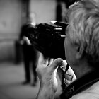 Old camera man by Keiro
