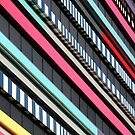 Multicolor façade by Javimage