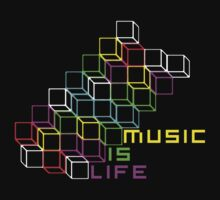 Music Is Life by Krydel