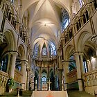 Canterbury Cathedral VI by TheWalkerTouch