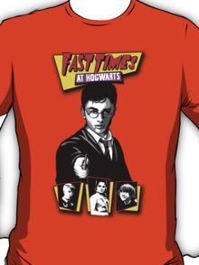 Fast Times at Hogwarts- Harry Potter Parody T-Shirt