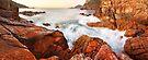 Sleepy Bay Sunrise, Freycinet National Park, Australia by Michael Boniwell