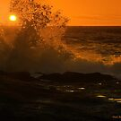 Sun And Wave by Nick Boren