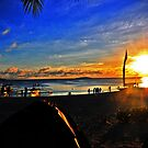 Calaguas sunset (hdr) by iamYUAN