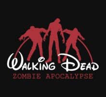 Walking Dead - Zombie Apocalypse by Teevolution