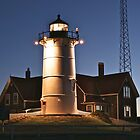 Nobska Lighthouse, Woods Hole, MA by Russell L. Frayre / Photographer