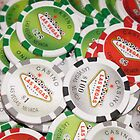 Poker Chips by nervouspilchard