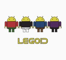 Legoids by Blayde