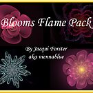 Flame Pack Cover Design by viennablue
