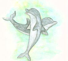 Dolphins by patjila