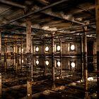 mirror floor by tom  adamson