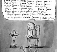 please grow by Loui  Jover