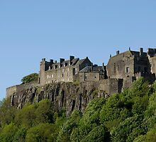 Stirling Castle - Sun drenched by JamesTH