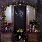 Pleasantly Purple Winery Display by Sherry Hallemeier