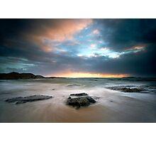 Hebridean Light Photographic Print
