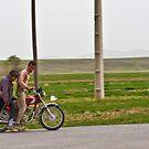 Along the Road to Tehran - Iran by Bryan Freeman