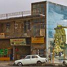 Along the Road to Tehran II - The Martyr - Iran by Bryan Freeman