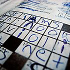 """""""Q&A"""" - Crossword puzzle  by Liamspero"""