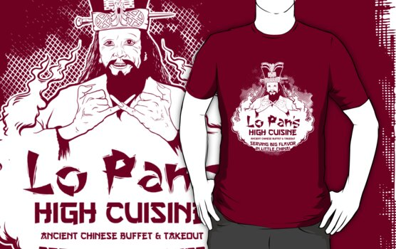 Lo Pan's High Cuisine by Andy Hunt
