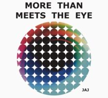 MORE THAN MEETS THE EYE 01 by Justin Ashleigh Jones