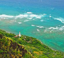 Diamond Head Lighthouse by Dan Mihai