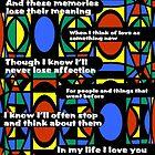"The Beatles ""In My Life"" (Dedicated to Robert Abraham, fellow RB'er) by Deborah Lazarus"