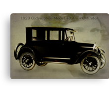 1920 Oldsmobile  Canvas Print