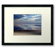 Elemental Framed Print
