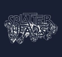 Splatterheads (white) by SCARstudios